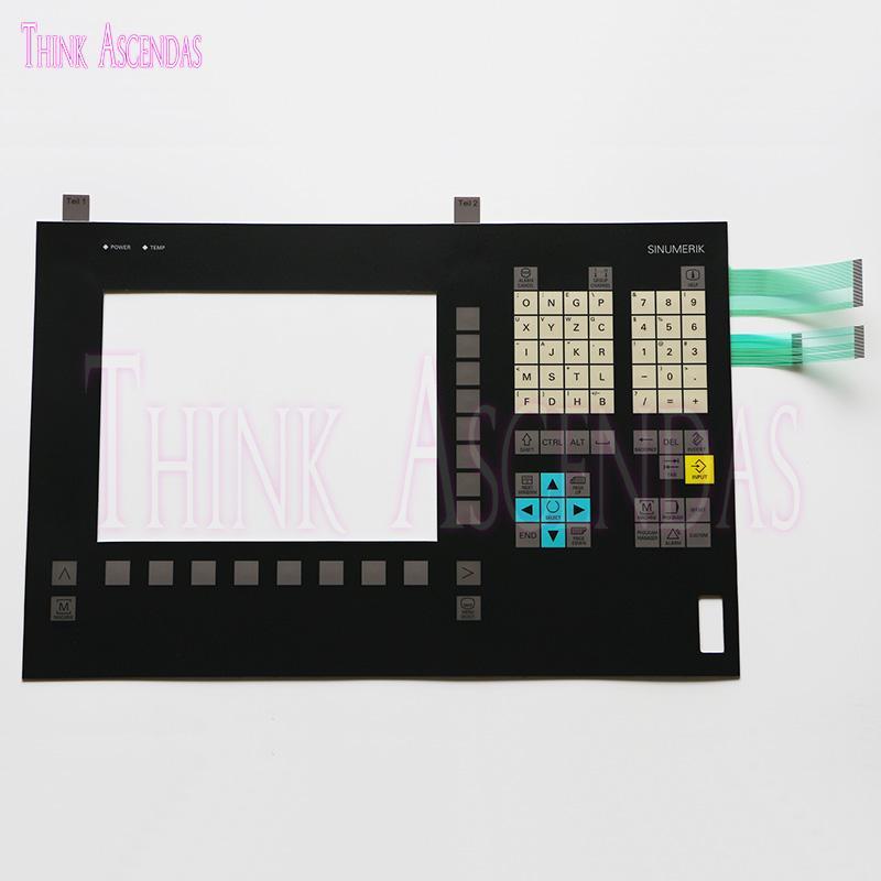 Brandneue Hohe Qualität OP010 6FC5203-0AF00-0AA1 Button Panel-Tastatur