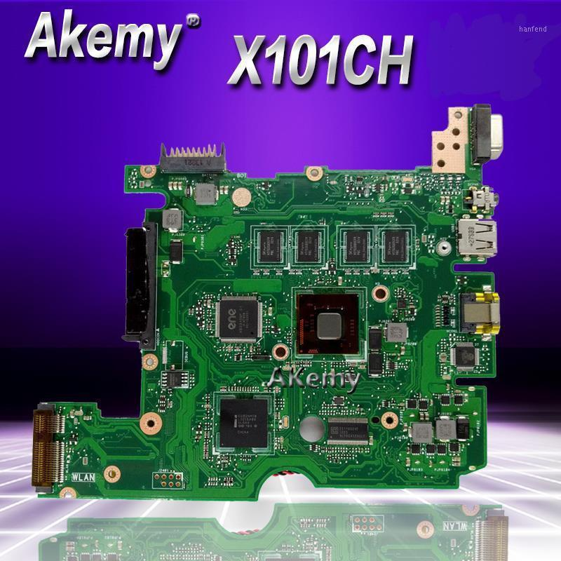 Akemy X101CH Motherboard REV2.3 / 2.0 For Asus X101C X101CH laptop Motherboard Mainboard1