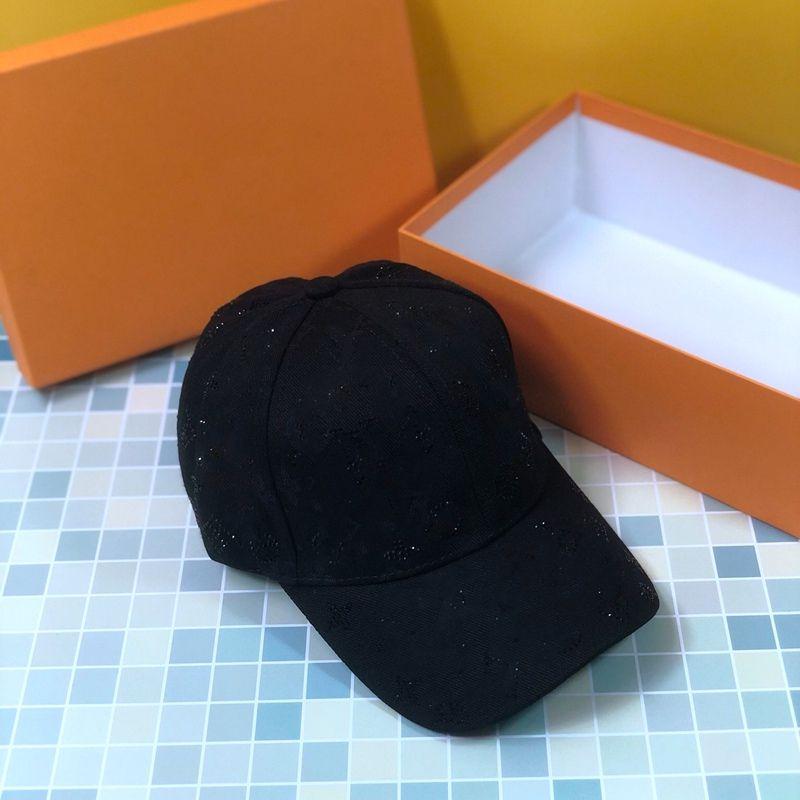 Женщины мужские шапки Casquette Luxe буквы ведры шляпы высокого качества холст хлопковое гольф шарики для гольфа встроенные шляпа классические снимки бейсбол