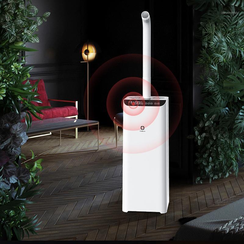 Umidificador de ar multifuncional 2 em 1mist criador para industrial / comercial 13L Atomizer Portátil Apliances1
