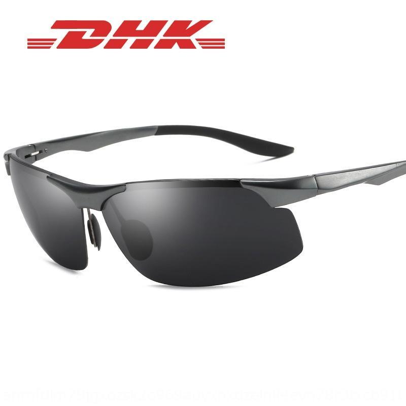 UZoF 5 + 1 24 traje de lente magnética Gafas de sol Gafas Hombres Mujeres clip de gafas de sol polarizadas Imán de las lentes intercambiables diseños
