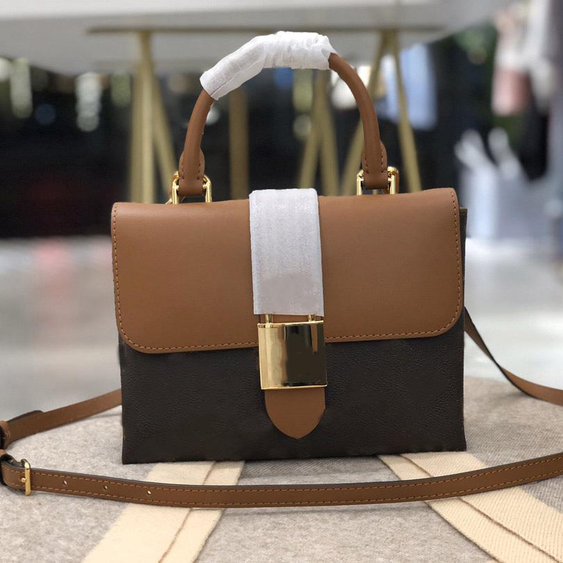 2021 Luxurys Designer Taschen Messenger Bags Mode Umhängetasche Leder Material 21 cm Abendtasche Hohe Qualität Geschenktüte