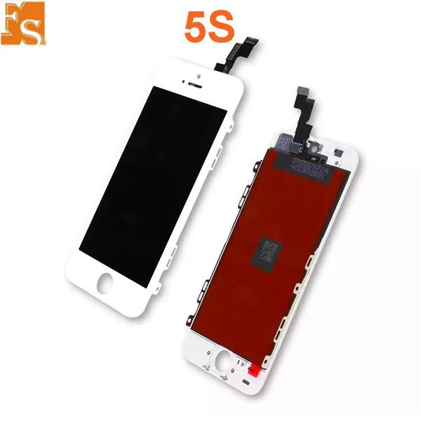 50pcs/lot For iPhone 5S LCD Display Touch Screen Digitizer Replacement Assembly For iPhone 5s se 5c CD Screen
