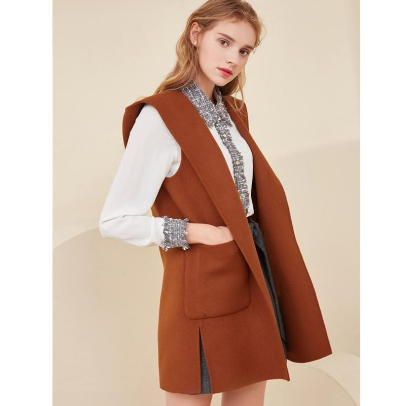 Women's Suits & Blazers Fashion Autumn Plaid And Jackets Women Work Office Lady Suit Slim Double Breasted Business Coat Female Blazer Femini