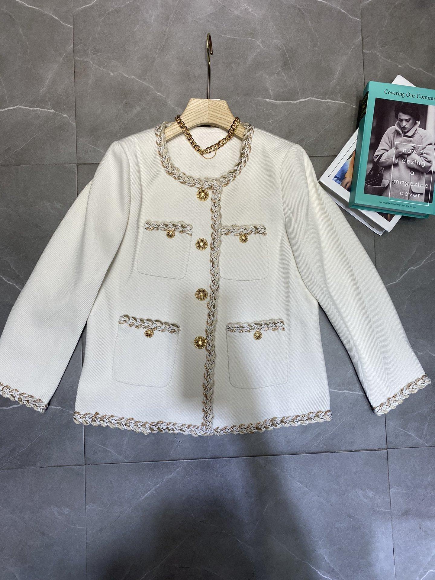 Designer Frau Kleidung Jackenmantel Frühlingsmode neuen heißen besten Verkaufs besten einfach lässig QLBT