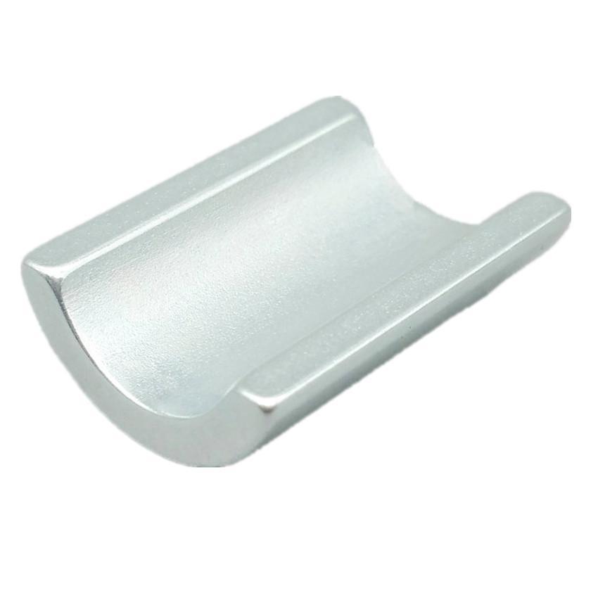 NdFeB Arc Segment OR11.75xIR8.05xL31.4xW22.5xH9xT3.7 mm Strong Water Pipe Filter Neodymium Water Soften Magnets 3600GS 2-60pcs