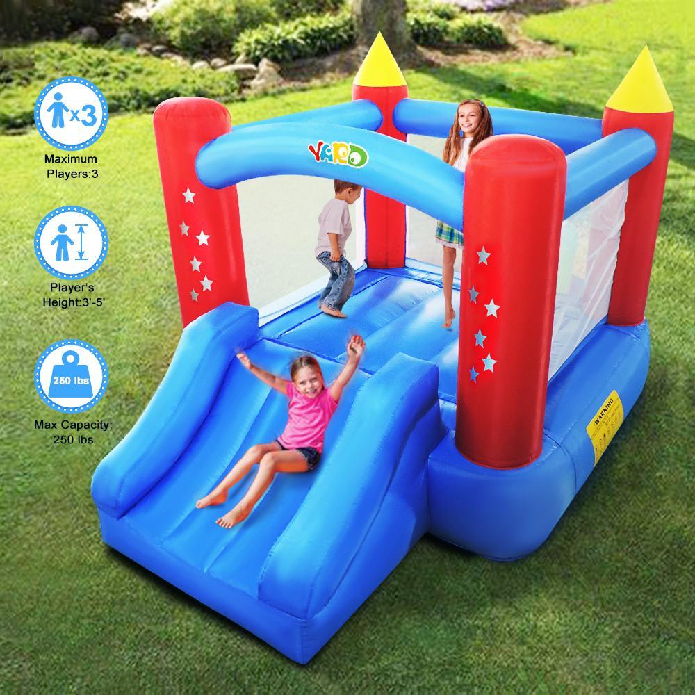 Estrela Imprimindo Bounce Casa Fábrica Preço Inflável Mini Bounce Casa Jumper Casa Bouncy Castelo Ao Ar Livre Indoor Kids Game