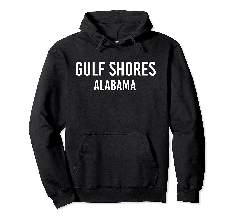 Gulf Shores АЛАБАМА AL США Патриотический Урожай Спорт пуловер Толстовка унисекс Размер S-5XL с Цвет Черный / Серый / Синий / Королевский синий / Dark Heather