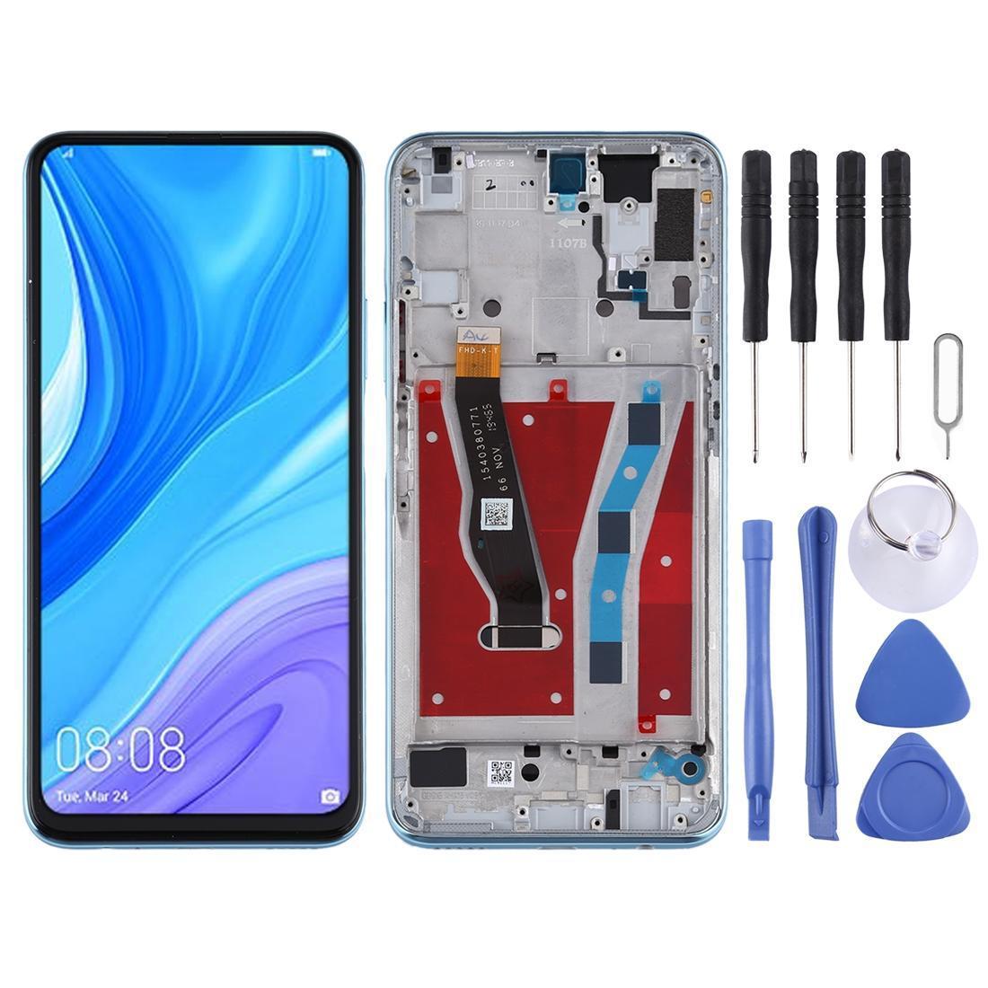 Pantalla LCD y digitalizador Asamblea con marco completo para Huawei P inteligente Pro 2019