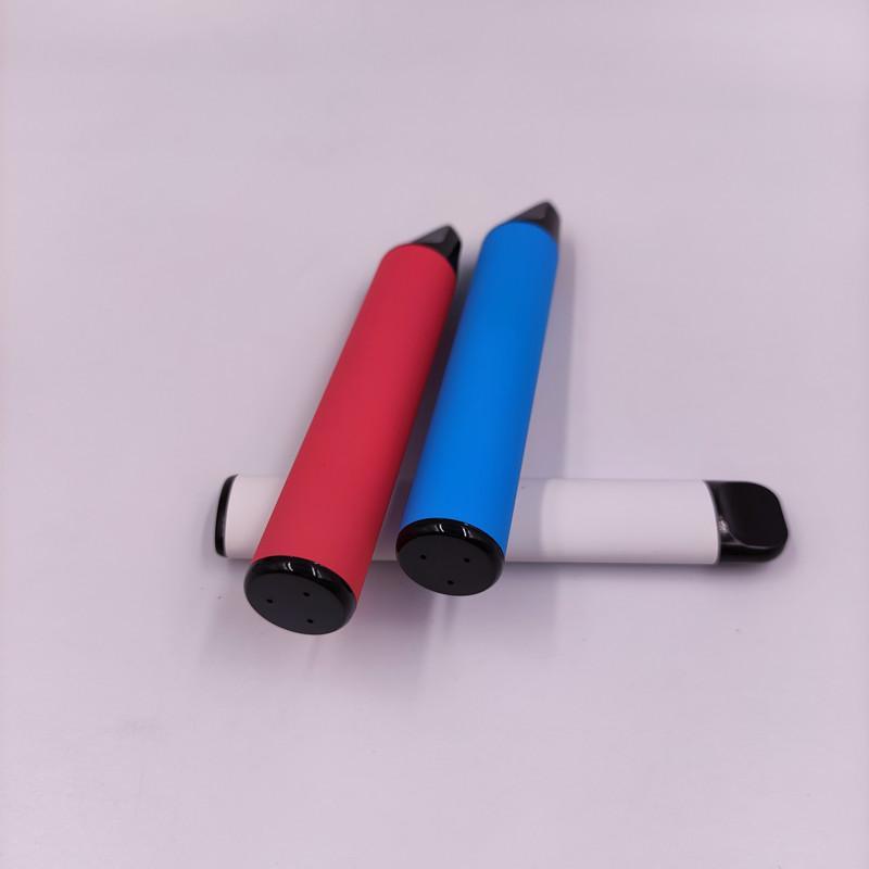 Disposable Pod Device 800 puffs 650mAh 3.5ml Pre-filled Cartridges E Cigarette Empty Vape Pen system