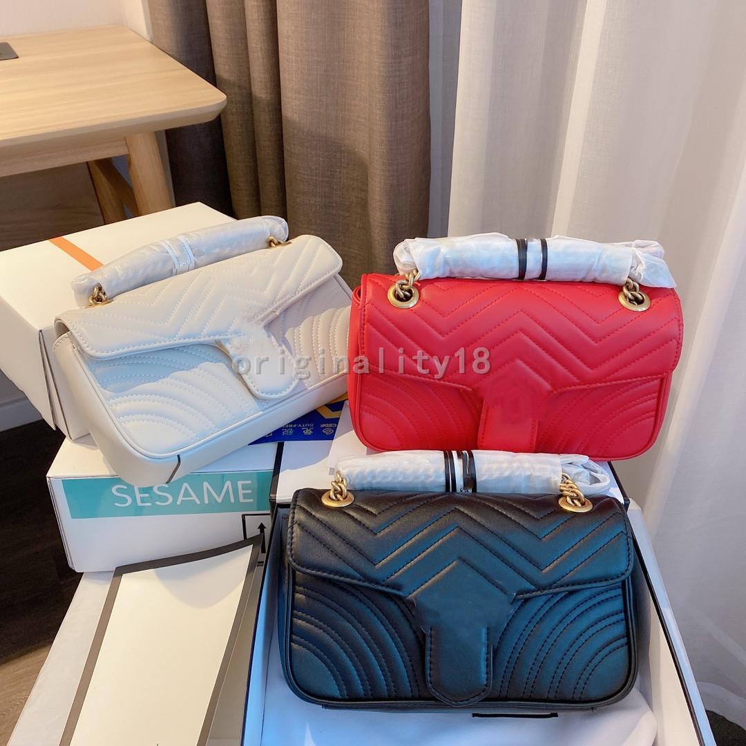 Высококачественные моды любви в любви сердца волна шаблон трафарета вечерняя сумка цепь сумки Crossbody кошелек леди кожа классический стиль сумка в коробке