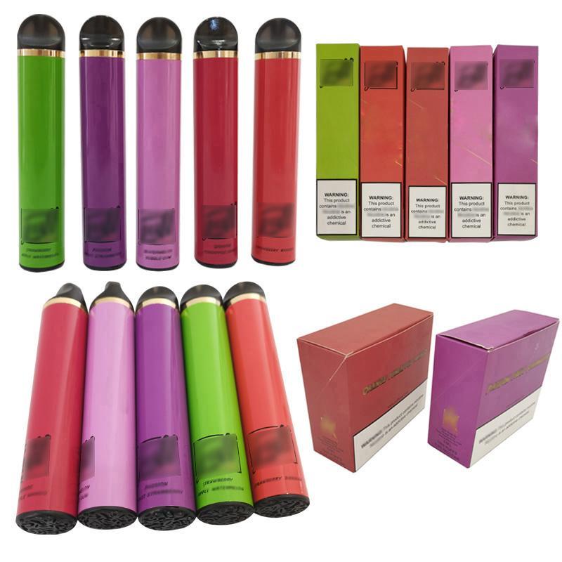 1500 puffs descartáveis Vape Puff Xtra 5ml Vapor Vopor Cigarro Eletrônico Plus Bar Vaporizador Caneta fábrica para atacado
