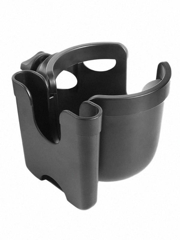 Baby Stroller Cup Holder Universal Cup Holder 2 In 1 Bottle For Buggy Pushchair Wheelchair Bike And More Wy3r#