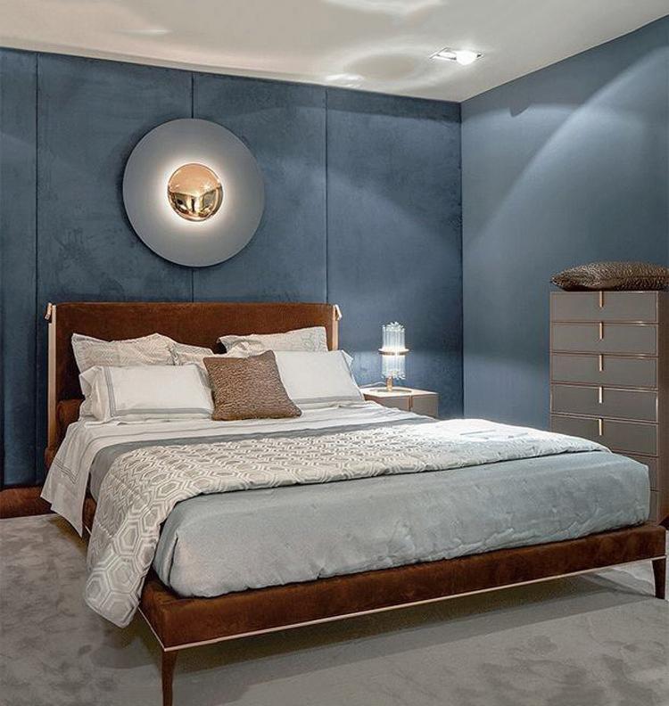 Modernes Wohnzimmer LED Wandleuchten Studienschlafzimmer Bettdekoration Hintergrund Wand Persönlichkeit UFO Wandleuchten