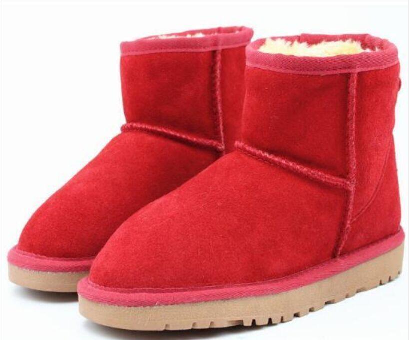 2021 New Fashion Winter Designer 5854 Classic Short Snow Boots Donna Peluche Donne Stivaletti invernali Stivaletti