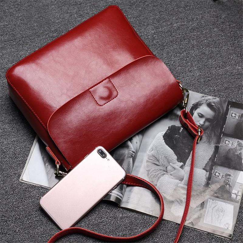 Сумки сумки Femme роскошь сумка женщина дизайнерские женские сумки плечо мессенджер кожа подлинный мешок Главная сумка Iujin