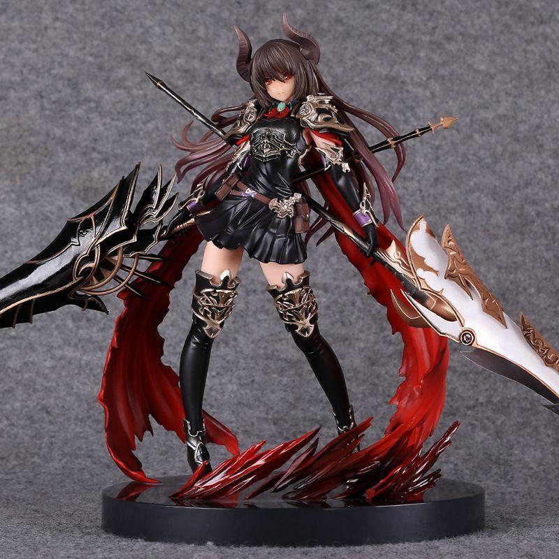 Bahamut GENESİS Şeytan Dark Dragon Şövalye 28cm Eylem Şekil Anime Oyun heykelcik Oyuncak PVC Modeli Collection 1008 Rage