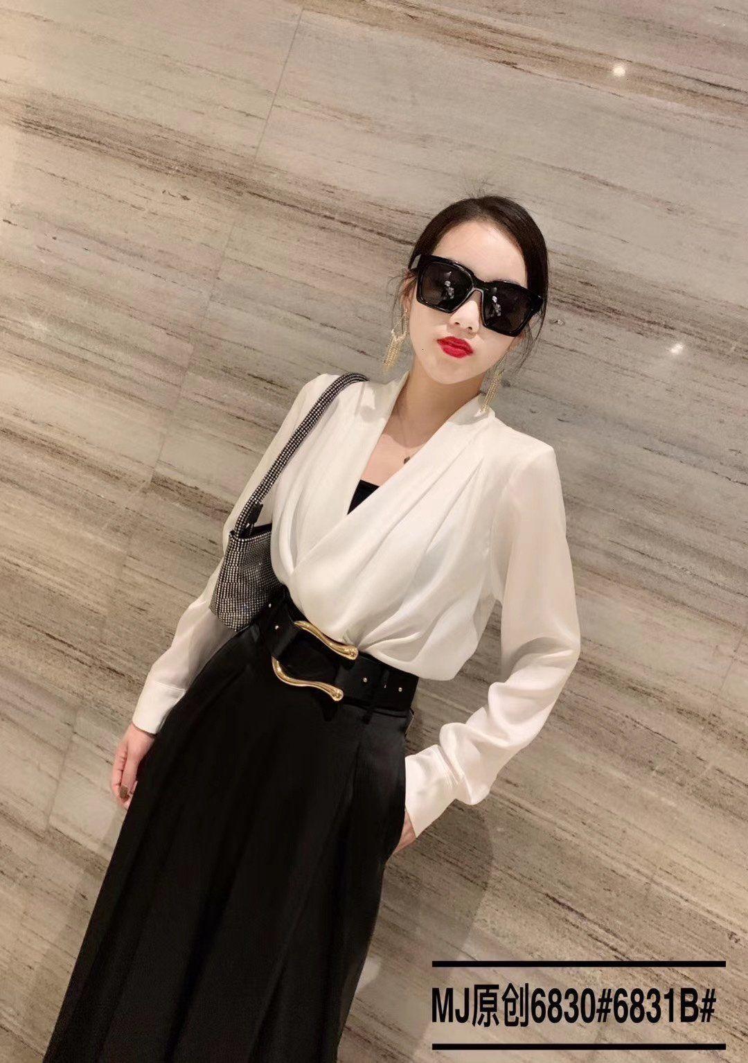 Tasarımcı bayan kıyafetler kadın iki parçanın kıyafetler tasarımcı favori en iyi satış 2020 Yeni şık ve modern style8N8MQDUULX211WPONMM7 koştu