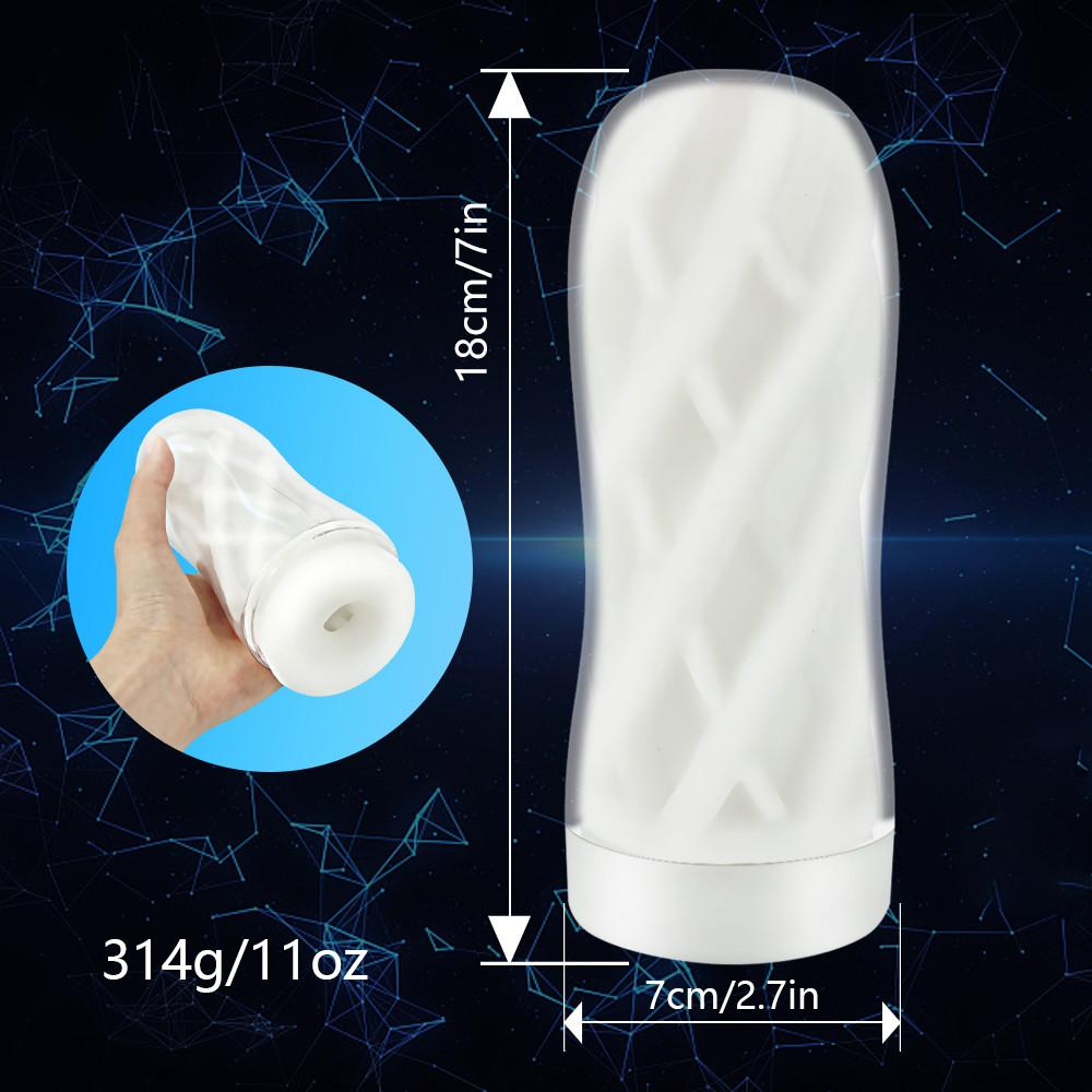 Sex Toys for Men Artificial Vagina Pocket Pussy Masturbation Cup Adult Penis Trainer Portable Male Masturbator 18 + Adult