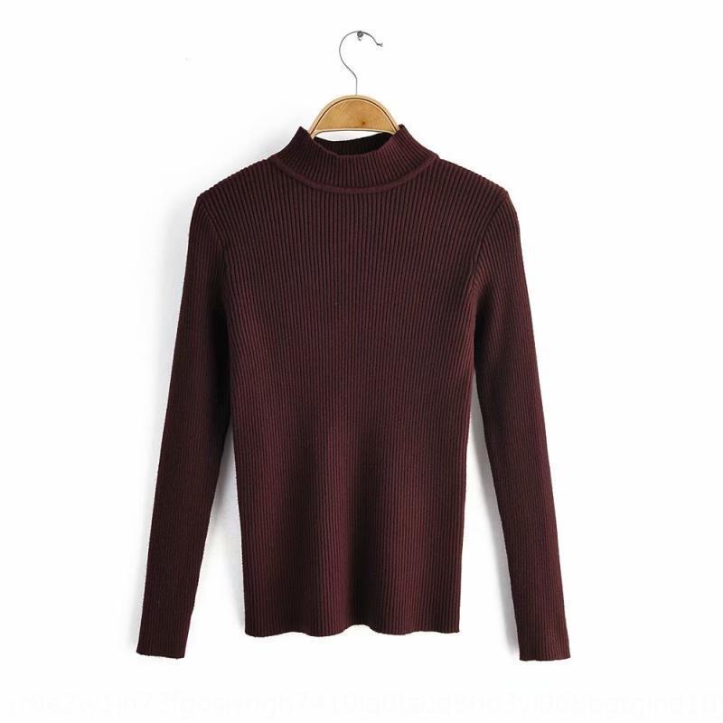 oA4SO New languid dicken Pullover niedrigen sweaterCoat sweaterprice neuen Pullover Pullover dicken Frauen-Pullover niedrig Warm sweaterCoat Pullover languid