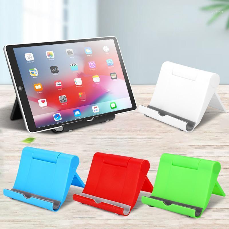 Soporte de soporte de teléfono celular Soporte de escritorio FONKEN para tablet stand ajuste multinivel Ajuste móvil Soporte de escritorio Accesorios de soporte1
