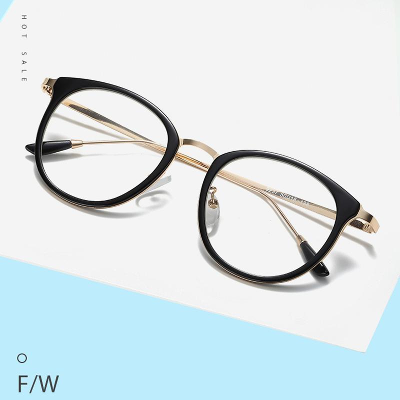 seemfly Anti Light Blue Óculos Mulheres Homens Praça Optical Eyewares armação de óculos de proteção Computer Transparente Vintage