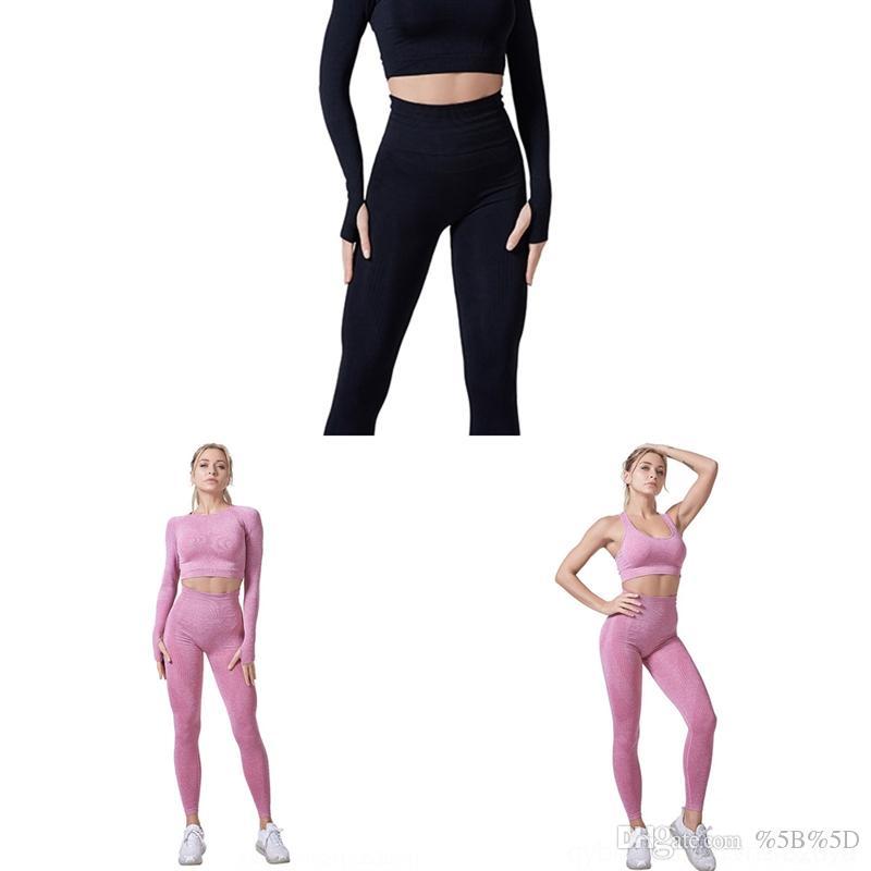 RSF Nepoagym Frauen Energy Nahtlose Sportkontrolle Hohe Hosen Laufen Stretchy Gym Outdoor Strumpfhosen Yoga Taille Bauch Yoga Kleidung Leggings