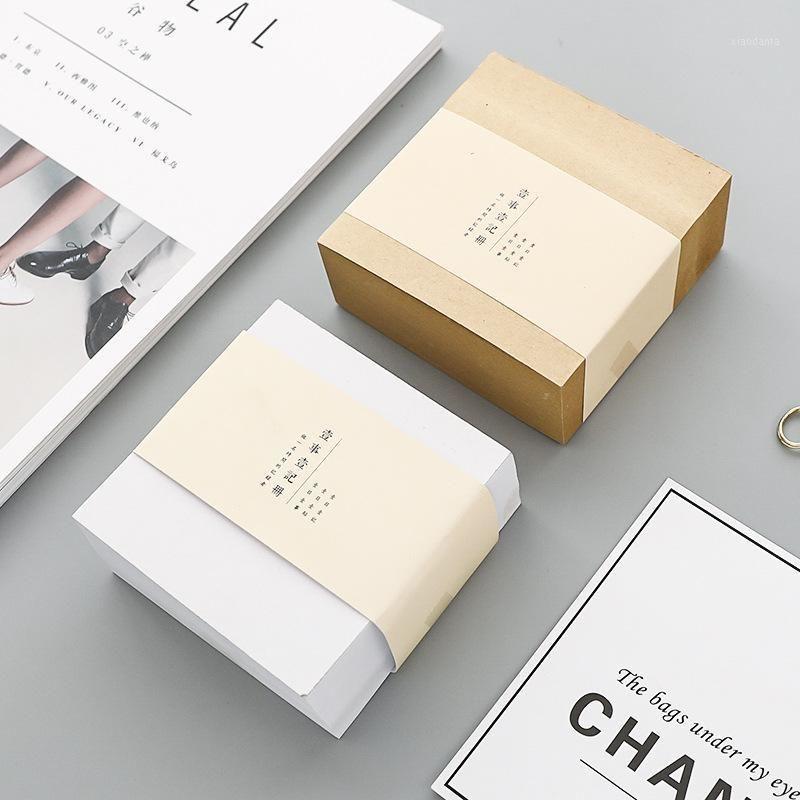 400 страниц милые накладки памятки Kawaii наклейки Post Notepads1
