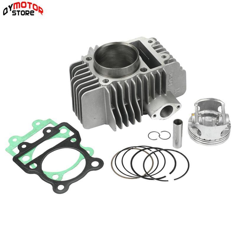 Motorcycle Cylinder Piston Ring Gasket Kit For 60mm Bore YinXiang YX 150cc 160cc Engine Dirt Bike Pit bike Monkey ATV Quad Parts