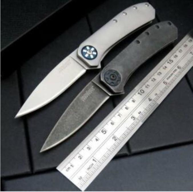 Kershaw KS3871BW 3871 Ferramentas 3871BW 8cr13mov 58HRC AÇO alça Camping Survival faca dobrável presente faca ao ar livre