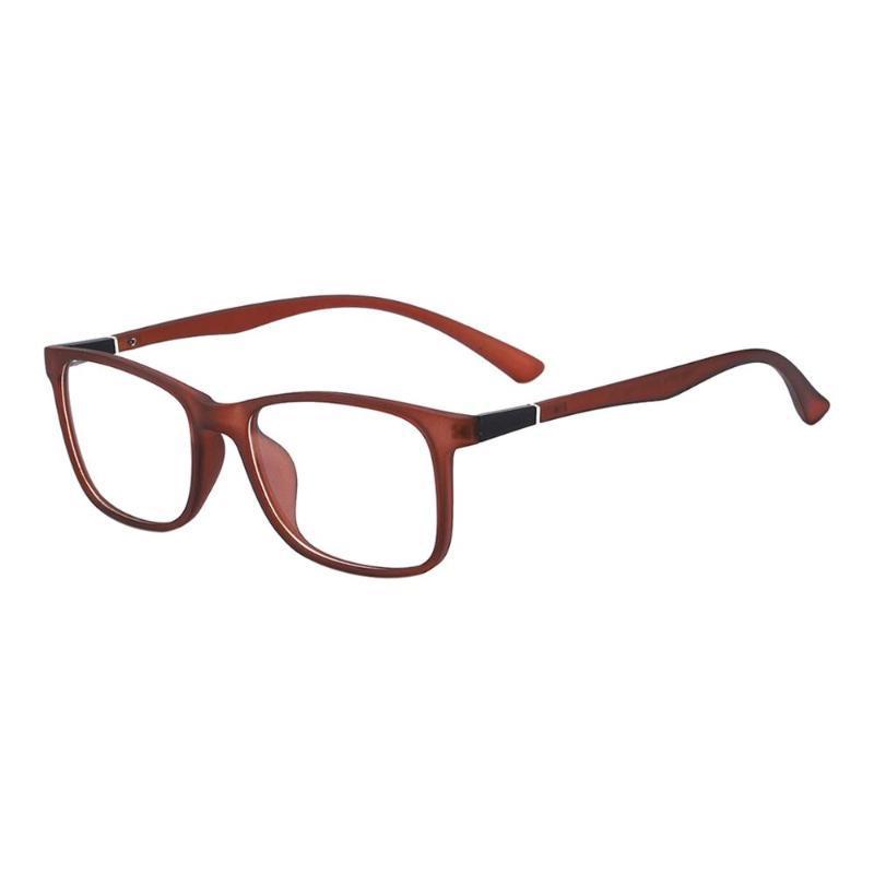 الموضة TR90 الرجل والمرأة ساحة كاملة ريم وصفة طبية نظارات إطارات للعدسات البصرية قصر النظر القراءة Varifocal