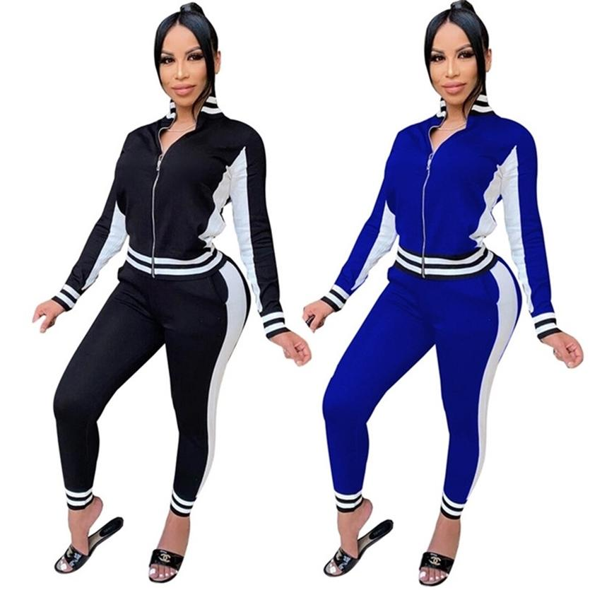 النساء رياضية مثير طويلة الأكمام اللياقة البدنية مريحة الملابس الرياضية ملابس فاخرة بسيطة جودة عالية فريدة بسيطة klw5170