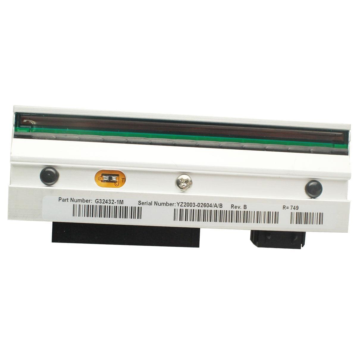 Brand New tête d'impression G57202-1M Zebra 110PAX4 203dpi imprimante code à barres, Livraison gratuite
