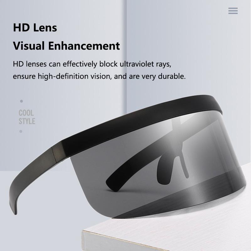 2020 pare-soleil anti-espion de anti-UV intégré les hommes et les femmes mode de lunettes de protection solaire.