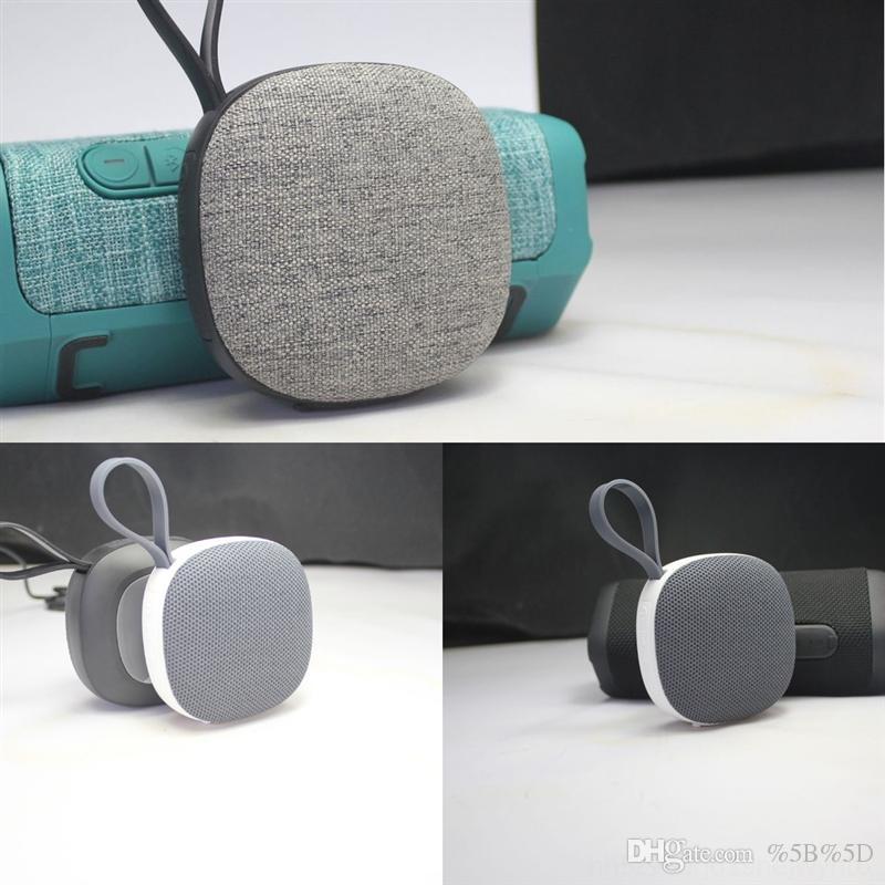 مصنع LMRZ بيع العميل المتكلم اللاسلكي أحدث تصميم حامل الهاتف المحمول مصغرة الهاتف بلوتوث بلوتوث المتكلمين المحمولة الذكية