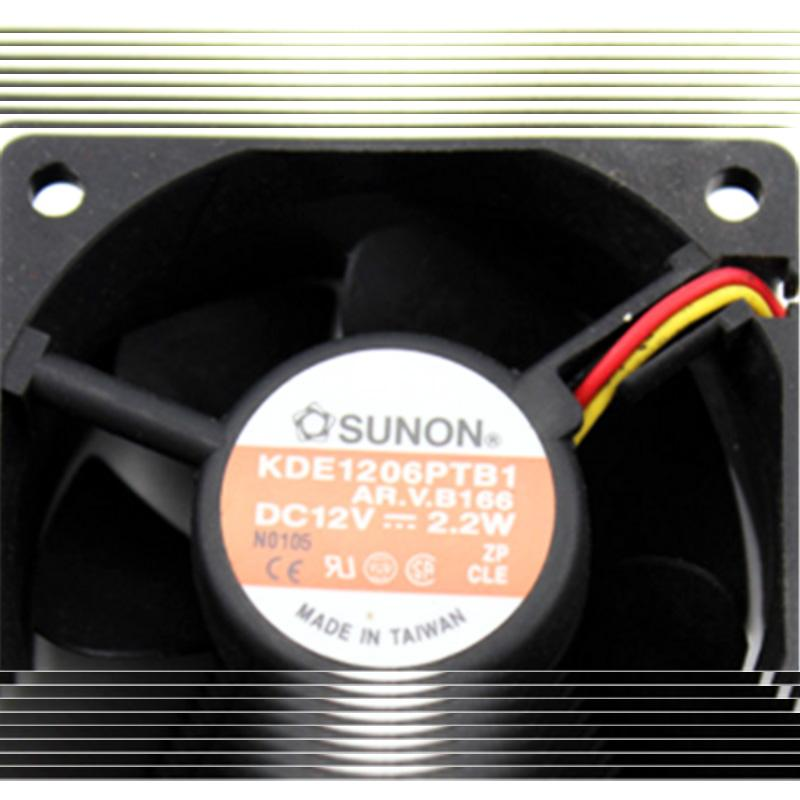 Brand new High quality KDE1206PTB1 DC12V 2.2W Cooler Air Cooling fan
