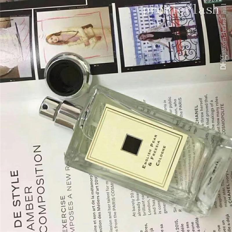 الشهيرة London Perfume Premierlash Jo Malone Parfums Parfums Pour Femmes 100ml Wild Bluebell Cologne Perfumes العطور للنساء 068