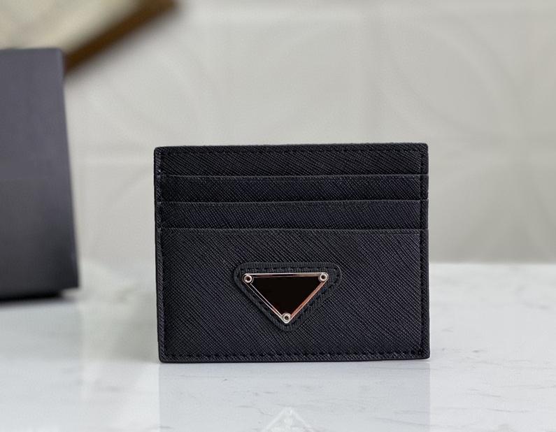 Высочайшее качество мужчины классические случайные держатели кредитных карт ультра тонкий кошелек пакет сумка для мужчин женщин