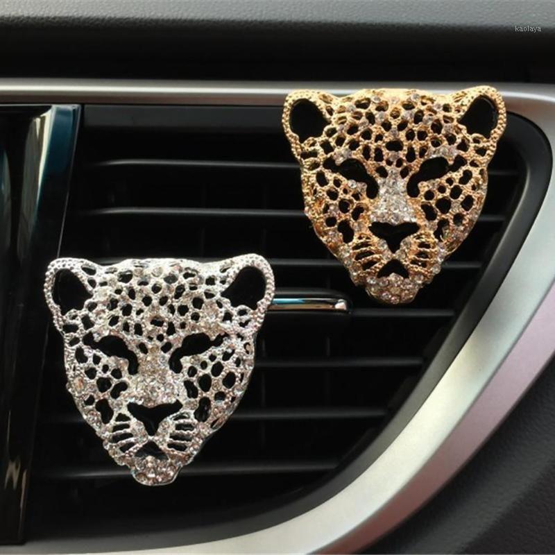 Универсальный леопардовый модельный модельный автомобиль декоративные духи кондиционер парфюмерный автомобиль воздух свежее запах удаления запаха Aroma1