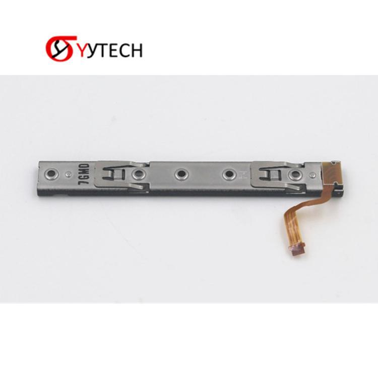 Syytech سعر المصنع الأصلي lr الشريحة بار الطريق المنزلق السكك الحديدية السكك الحديدية ل ns nintendo تبديل وحدة تحكم استبدال أجزاء