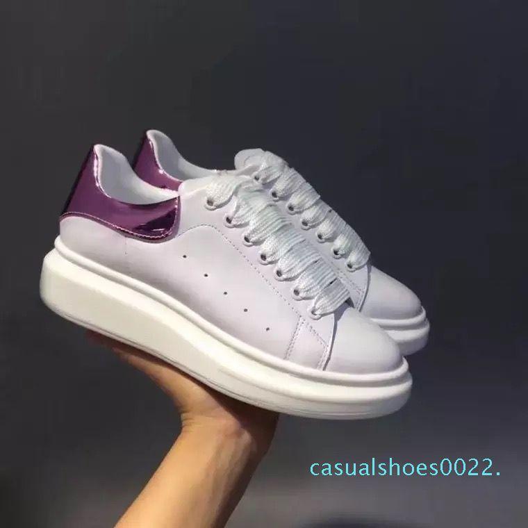 Erkek DEPORTIVAS Mujer Moda Spor Atletik Yürüyüş Tenis c22 Günlük Spor Ayakkabı yazdırma Gündelik Womens Shoes