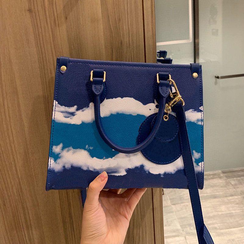 5A + alta qualidade sacos Bandoleira clássicos bolsas mensageiro saco sacos de alta qualidade para mulheres bolsa de ombro mulheres boutique sacola de compras 26 * 16 centímetros