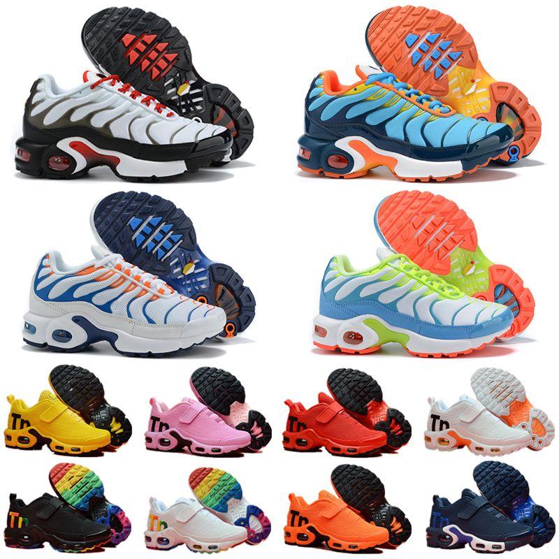 TN Enfants De Basket-ball Enfants 13s 13 14 DMP Pack Playoff Chaussures De Sport Pour Enfants Tout-Petits Cadeau D'anniversaire Jeunesse Sports Pour Enfants