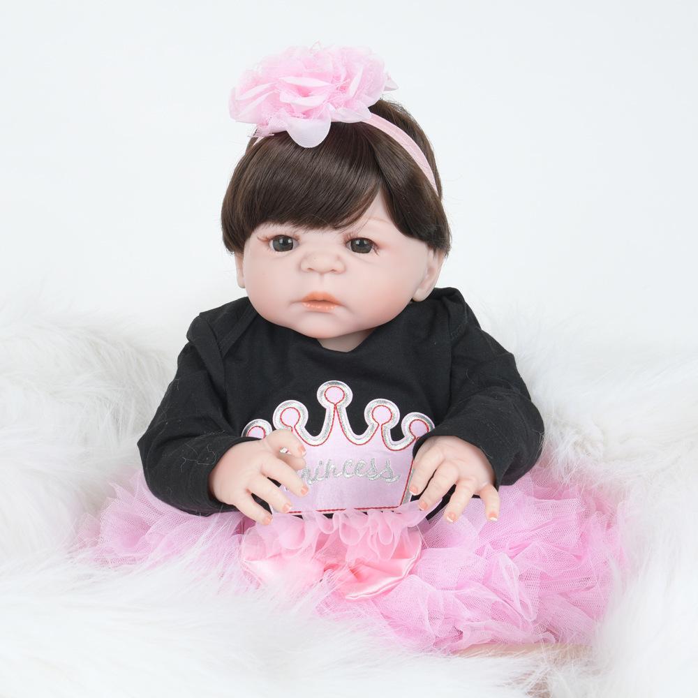 La simulazione della simulazione di vendita calda del bambino lenire il sonno sveglio della raccolta della ragazza della ragazza della ragazza del giocattolo HVN8