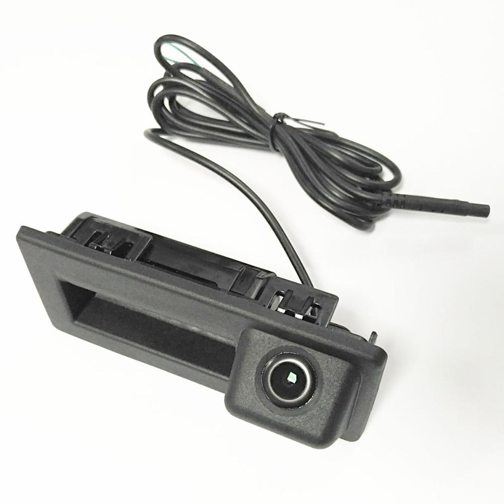 1288x968 HD Pixel Car Rear View Audi A4L Volkswagen Touran L Skoda Superb 용 주차 트렁크 핸들 카메라