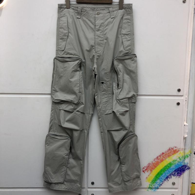 Meilleure qualité Multi-poche Pantalons de cargaison Hommes Femmes Joggers Cordon Santé Pantalon