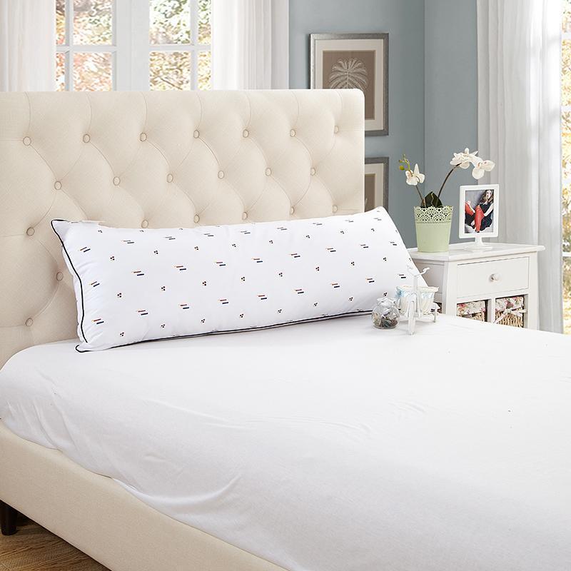 Weißes langes Kissen Inneres Dakimakura Umarmung Körper Innenkissen Kissen Schlafzimmer Bettwäsche Zubehör Home Textile