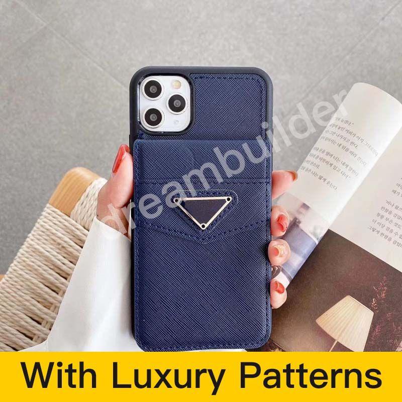 P Capas de telefone de moda para iPhone 12 Pro Max 11 11PRO 11PROMAX 7 8 PLUS X XS XR XSMAX Back Cover Samsung S10P S20 S20 NOTA 10 20 Ultra