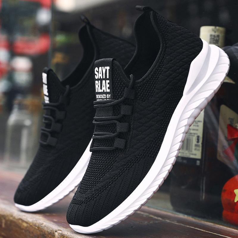 2020 nuove scarpe di tela di stoffa tendenza coreana scarpe sneakers sport respirabili pigri