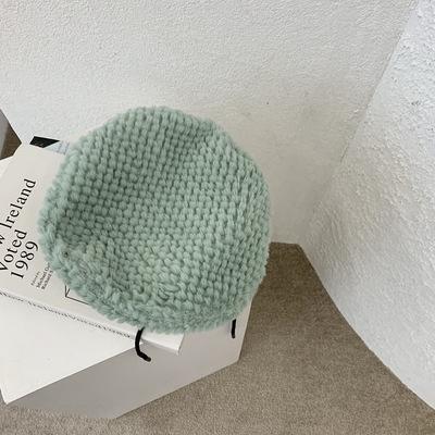 CGIZ NOUVEAU HIVER ARTY CAP Mode avec Voile Femme De Newsboy Cap Femme Chapeau d'automne Cuir Soft Cuir PU Design Fashion Dames Chapeau octogonal